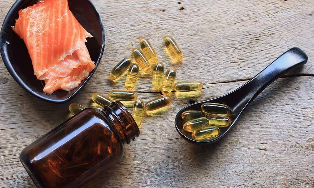 Manfaat minyak ikan untuk kucing