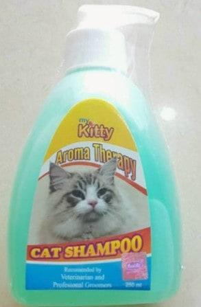 Shampo kucing aroma therapy
