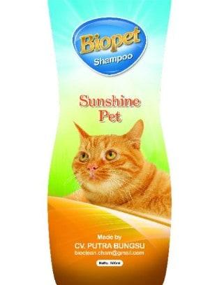 Shampo kucing Biopet