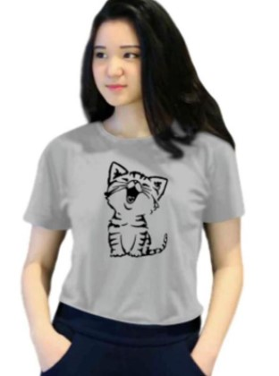Kaos Chello 1 kucing