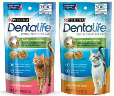 Dentalife dental cat treat