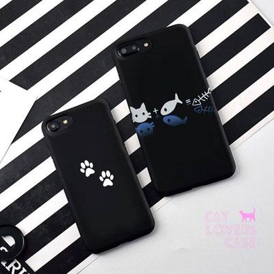 Case hp kucing custom
